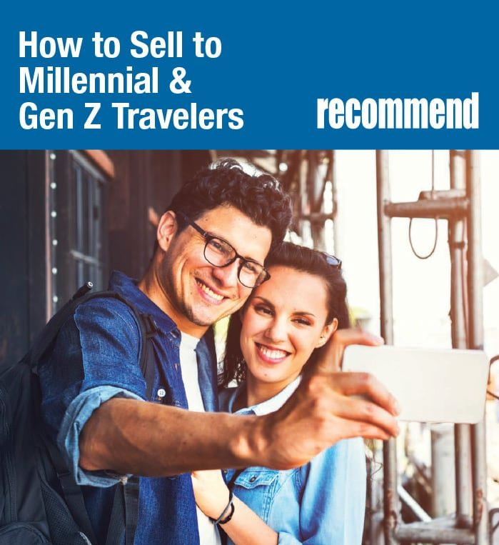 How to Sell to Millennial Genz Travelers