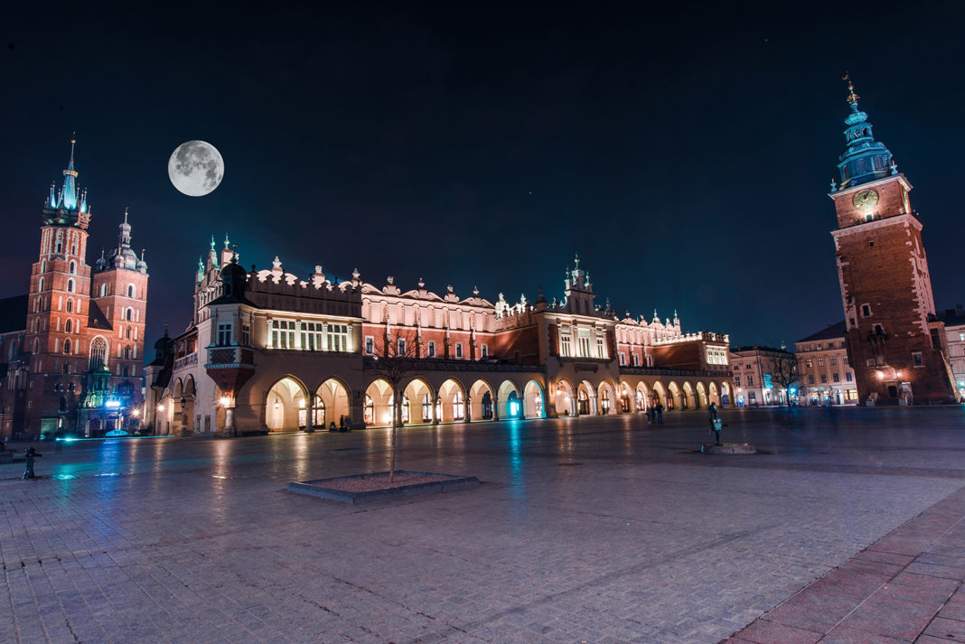 The Grandeur of Central Europe FAM will end with a visit to Krakow, Poland.
