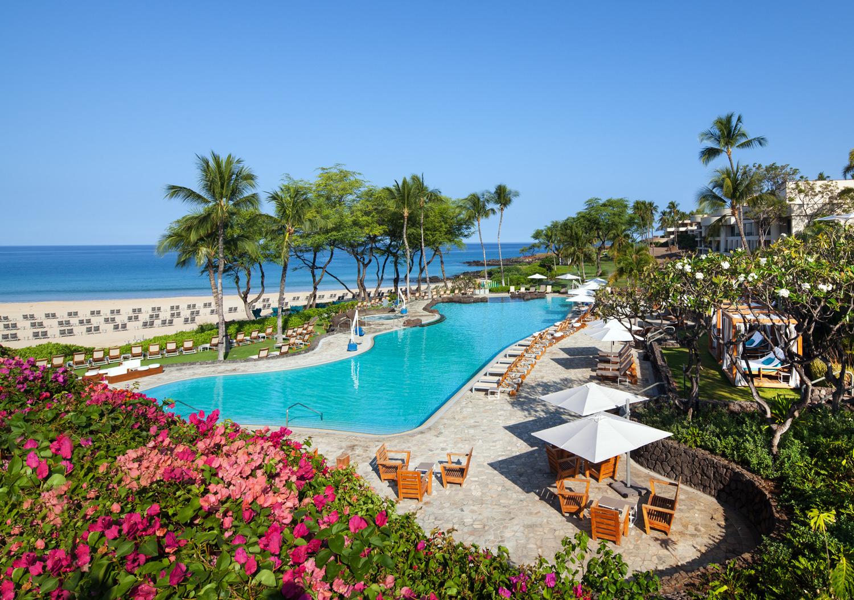 The Westin Hapuna Beach Resort.