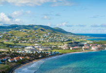 St. Kitts United Airlines