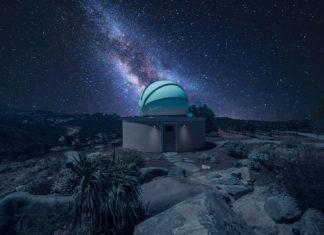 Stargazing in Luxury