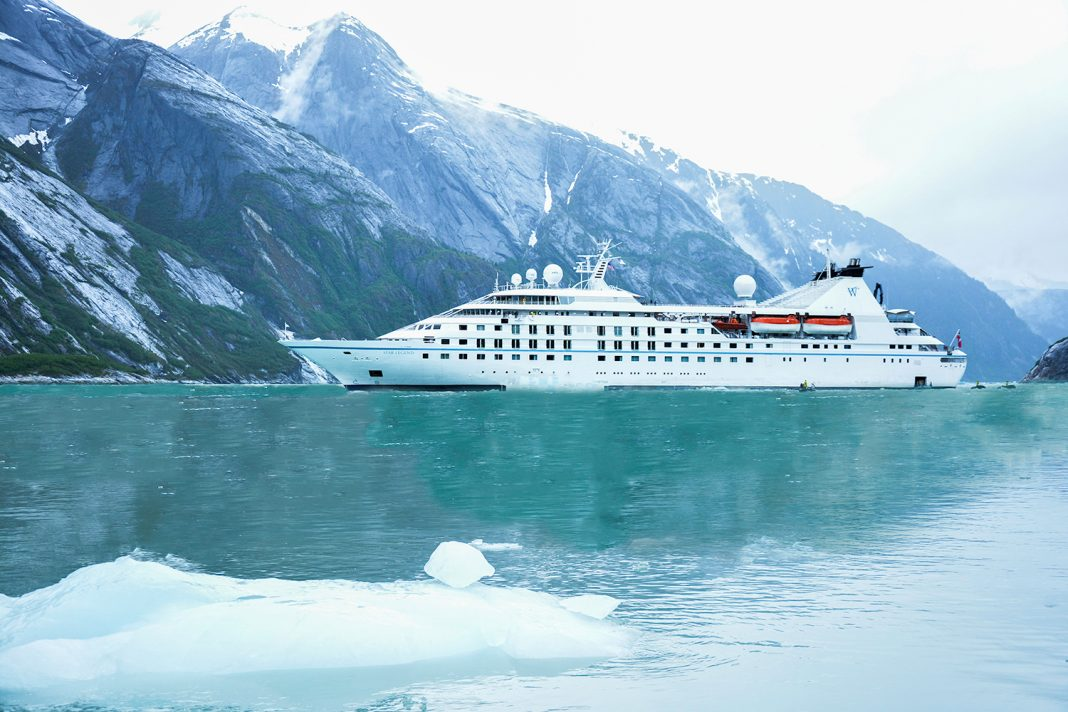Windstar Cruises launched Signature Expeditions in Alaska earlier this year.