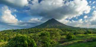 """Costa Rica is one of several destinations highlighted in Central Holidays' """"Top Ten Destinations"""" brochure."""