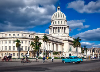 All Seabourn cruises to Cuba will include a stop in the capital city of Havana.