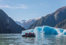 Seabourn Sojourn Alaska British Columbia