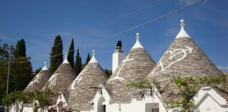 The town of Alberobello will be one of the stops on the Discover Puglia FAM.