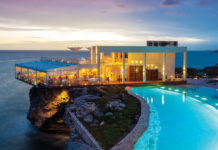 Sonesta Ocean Point Resort on St. Maarten.