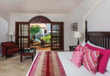 Accommodations at Cap Maison Resort & Spa.