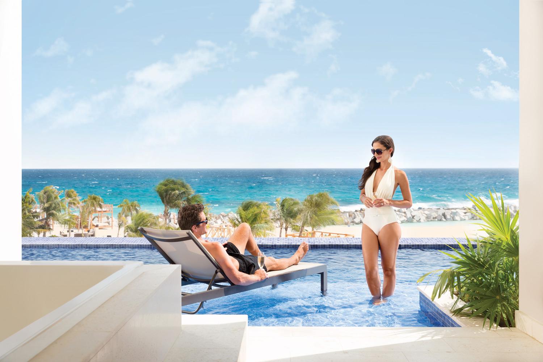 Turquoize Experience at Hyatt Ziva Cancun.