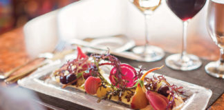 The Falling Rock property at Nemacolin Woodlands Resort in Pennsylvania is offering a host of new culinary experiences.