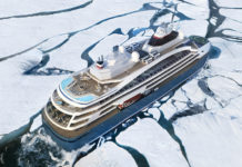 polar exploration vessel Ponant