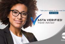 ASTA Verified Travel Advisor (