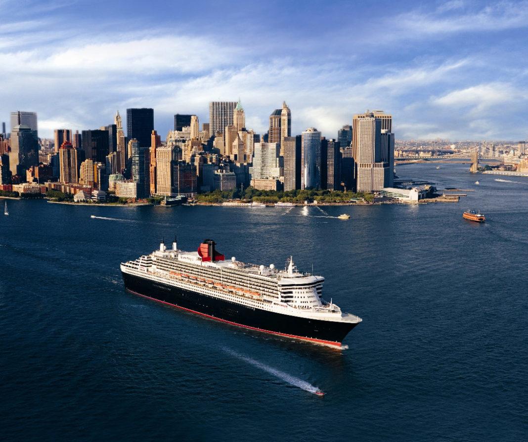 Cunard Queen Mary 2