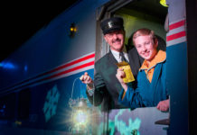 Brightline Polar Express