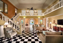 Sumptuous accommodations at Rose Hall Villas. Half Moon