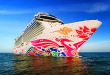 Norwegian Joy Norwegian Cruise Line