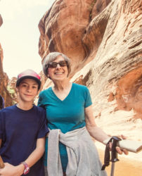 Family Travel Multigenerational