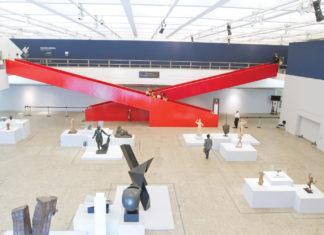 Sao Paulo Museum of Art.