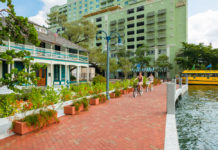 Fort Lauderdale's Riverwalk Arts & Entertainment District