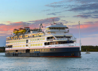 American Queen Steamboat Company has acquired Victory I and its sister ship Victory II.