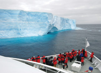 Silversea's expedition cruises allow cruisers to experience rarely seen cultures.