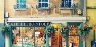 Bath is a UNESCO World Heritage Site.