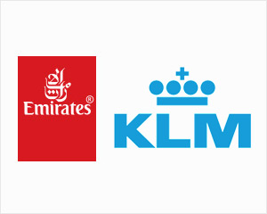 Emirates KLM Airlines