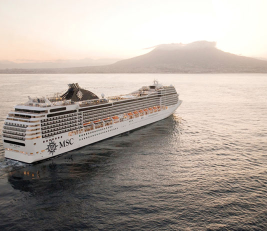MSC Cruises World Cruise