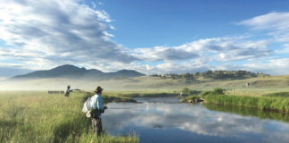 At The Broadmoor in Colorado, guests have the option of going fly fishing.
