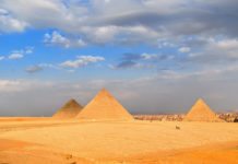 Egypt Pyramids Central Holidays