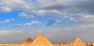 Egypt Pyramids Central Holidays