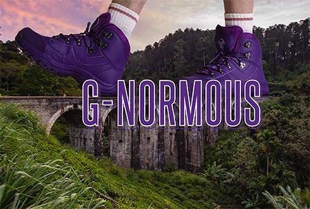 G-Normous G Adventures