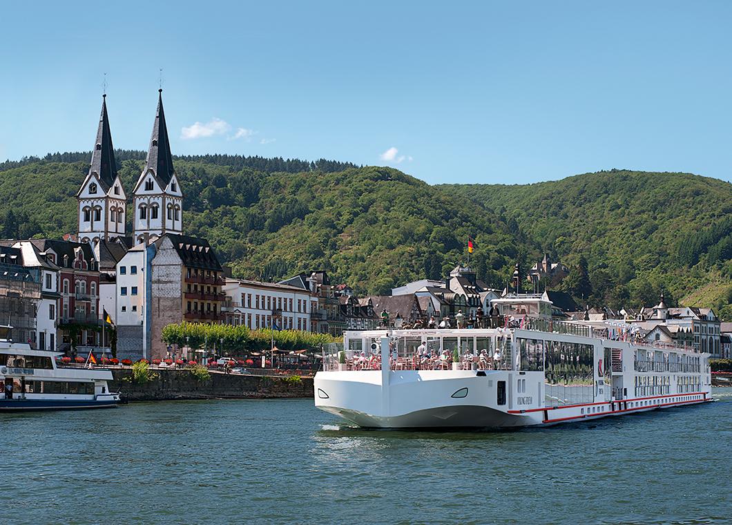 Viking river cruises