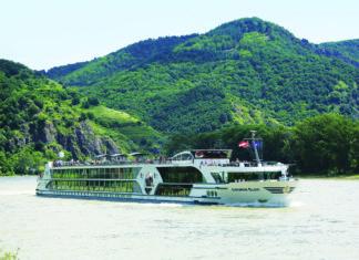 MS George Eliot Riviera River Cruises