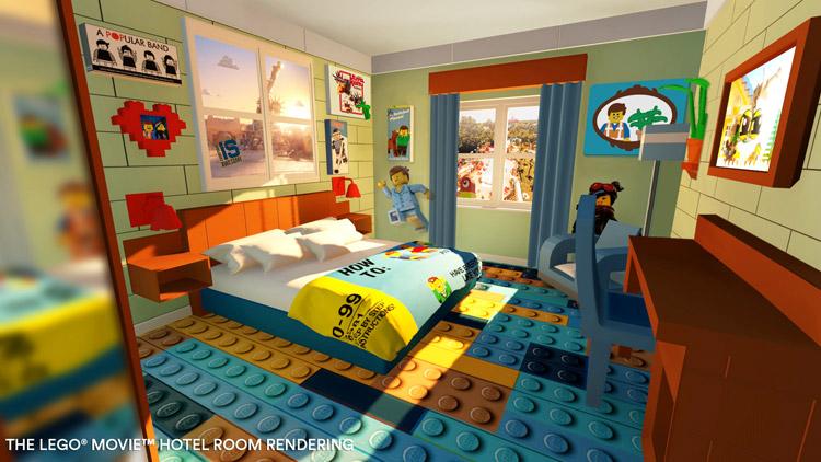 The Lego Movie World Experience