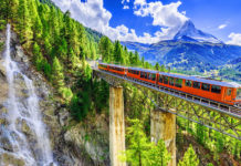 Avanti Destinations rail travel