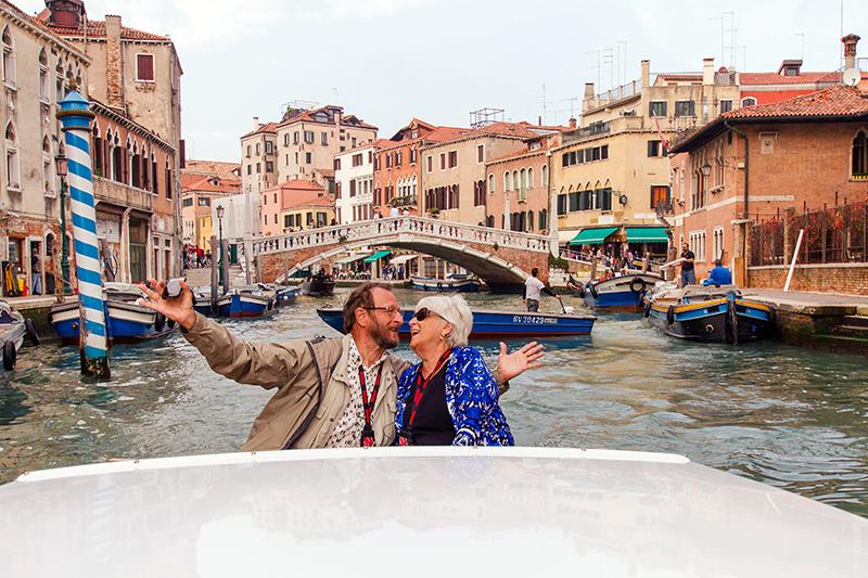 Walks Venice