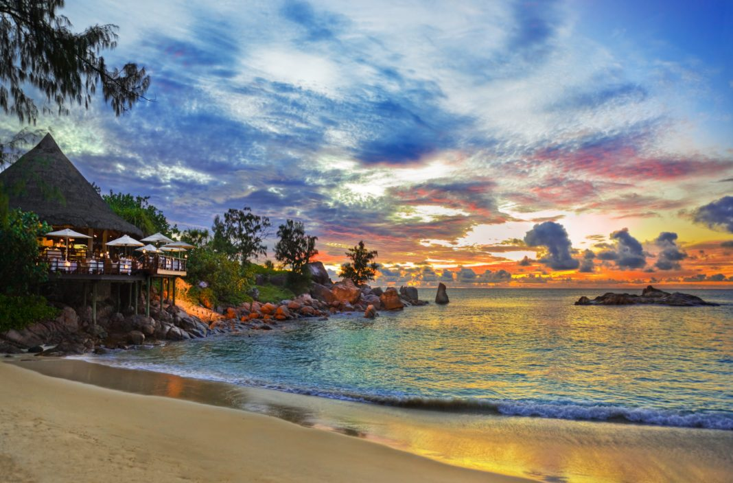 Afternoon at Seychelles