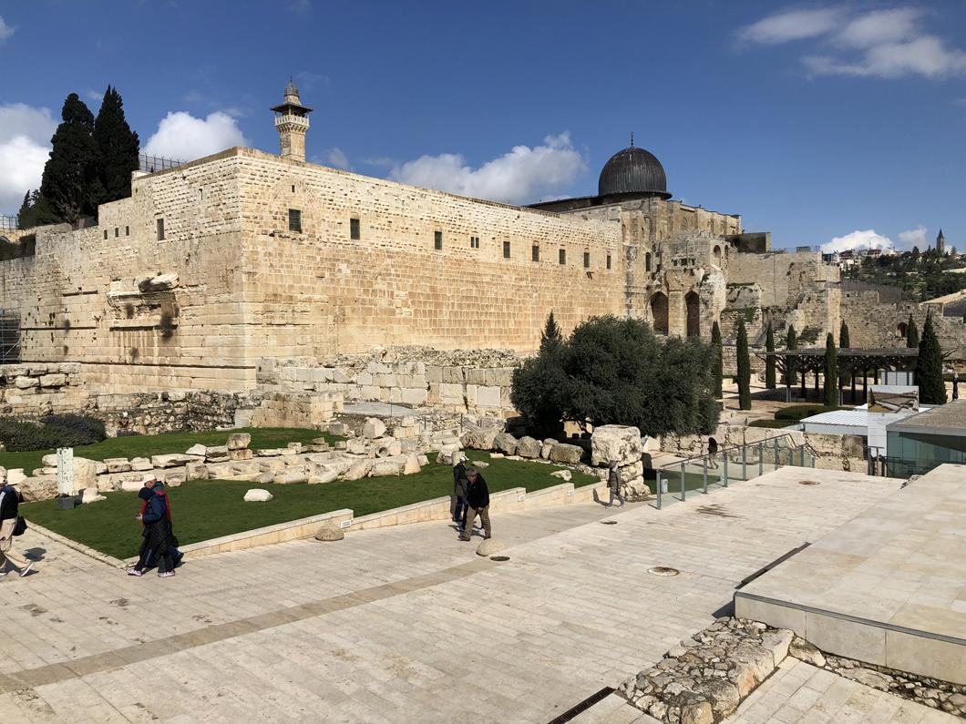 Jerusalem Spring Break