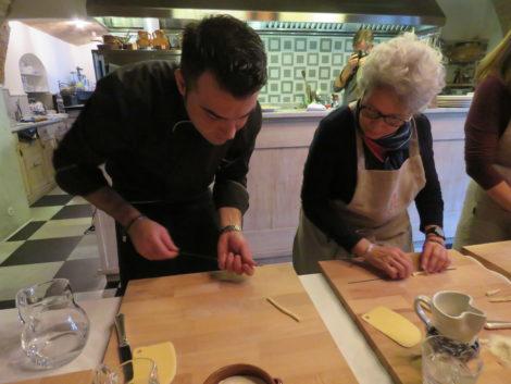 Matera Italy Pasta Making