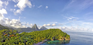 Jade Mountain Saint Lucia