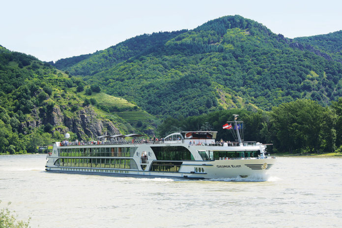 Riviera River Cruises MS George Eliot