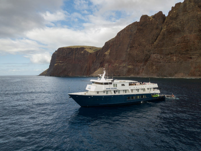 Hawaiian islands UnCruise Adventures