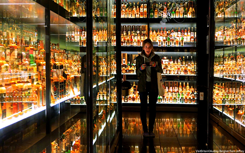 The Scotch Whisky Experience Great Britain