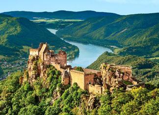 Danube River FAM