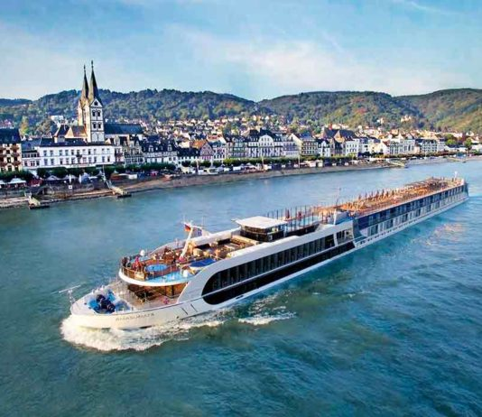 AmaWaterways Rhine River cruise