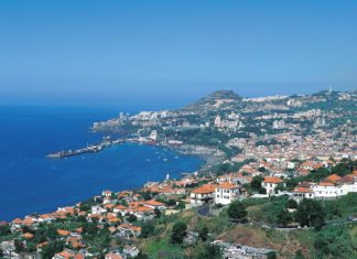 The Bay of Funchal, Madeira