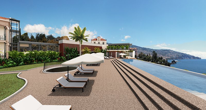 Le Suites at the Cliff Bay Madeira