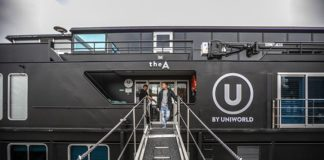 U by Uniworld themed cruises