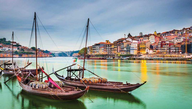 Tauck Porto